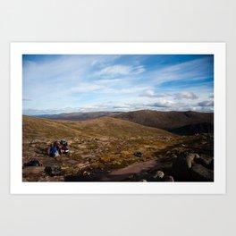 Cairn Gorm Art Print