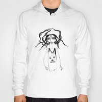 pennywise Hoodies featuring Pennywise by lesinfin