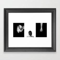 Obscure Framed Art Print