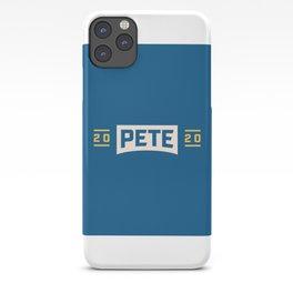 Pete Buttigieg New 2020 President iPhone Case