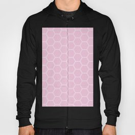 Honeycomb Light Pink #326 Hoody