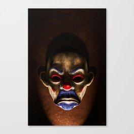 SINISTER Canvas Print