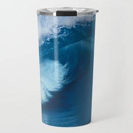 Teahupoo Tahiti Perfect Barrel Travel Mug