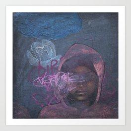 Swazi Art 10 Art Print