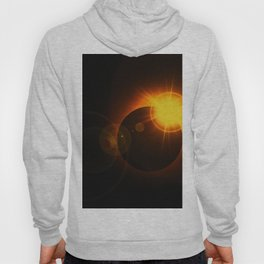 Total  Eclipse Astro Photography Hoody