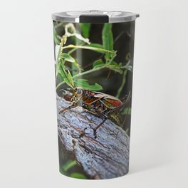 A Lubber in the Slough II Travel Mug
