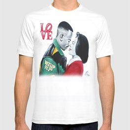 Black Love - Martin & Gina T-shirt