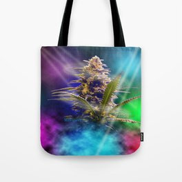 WetPaint420, Cannabis In The Club Tote Bag