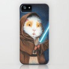 Jedi Guinea Pig iPhone (5, 5s) Slim Case