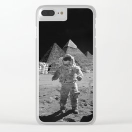 Conspiracies Clear iPhone Case