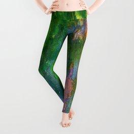 Abstract 8 Leggings