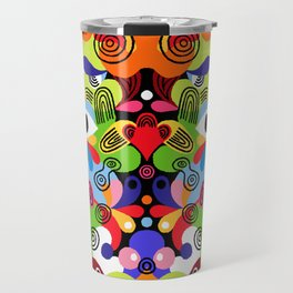eyes without a face Travel Mug