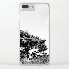No silver lining Clear iPhone Case
