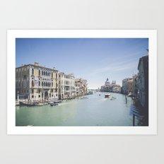 Venezia I Art Print