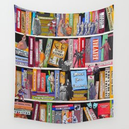 The Science Of Theatre Wall Tapestry