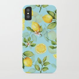 Vintage & Shabby Chic - Lemonade iPhone Case