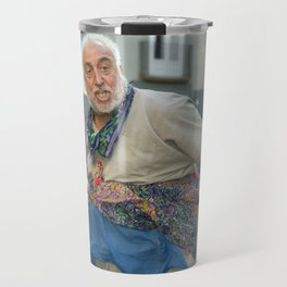 Neapolitan shakespeare Travel Mug