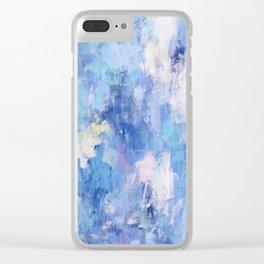 nuru #84 Clear iPhone Case