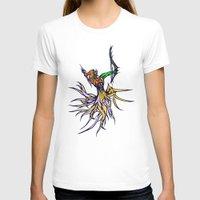 archer T-shirts featuring Atlantean Archer by Robert Cooper