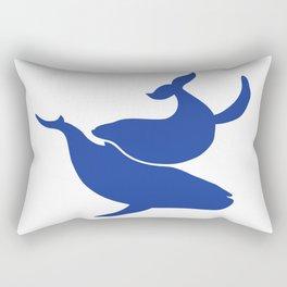 deep love Rectangular Pillow