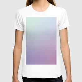 SLEEPYHEAD - Minimal Plain Soft Mood Color Blend Prints T-shirt