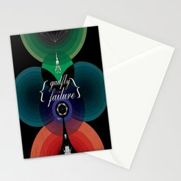 Gadfly Failure Stationery Cards