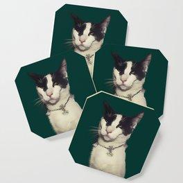 Snob kitty Coaster