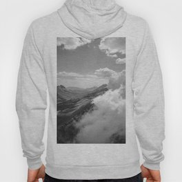 The Landscape (Black and White) Hoody