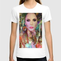 navajo T-shirts featuring Princess Navajo by Ganech joe