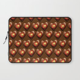 Say It With Chocolate #2 Laptop Sleeve