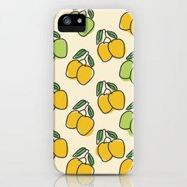 Pleasant iPhone Case