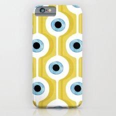 Eye Pod Yellow iPhone 6s Slim Case