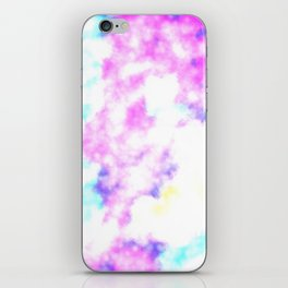 Cotton Candy iPhone Skin