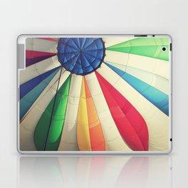 Rainbow Balloon Laptop & iPad Skin
