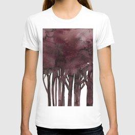 Tree Impressions No.1K by Kathy Morton Stanion T-shirt
