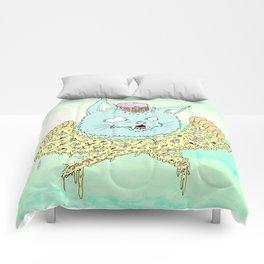 PIZZACAT I Comforters