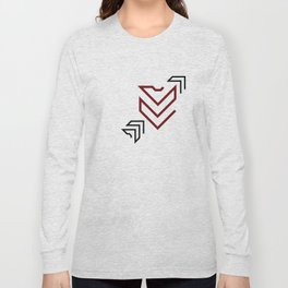 Arrow to your heart Long Sleeve T-shirt