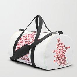 One Body Duffle Bag