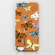Butterflies Butterflies iPhone 6s Slim Case