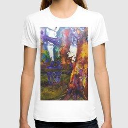 Peace Among Giants T-shirt