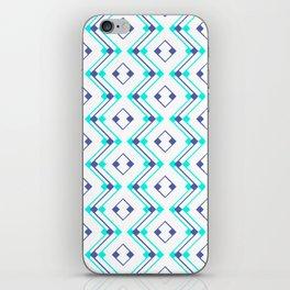 Diamond Zigz iPhone Skin