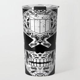 Day of the Dredd - Black Travel Mug