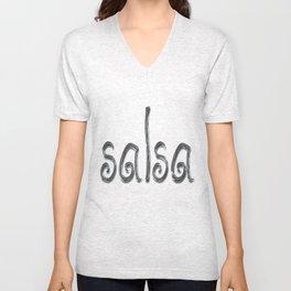 Salsa Obie Love Unisex V-Neck