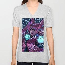 Dark Lady Unisex V-Neck