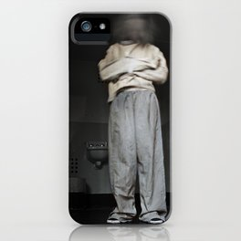 Cell Block D iPhone Case