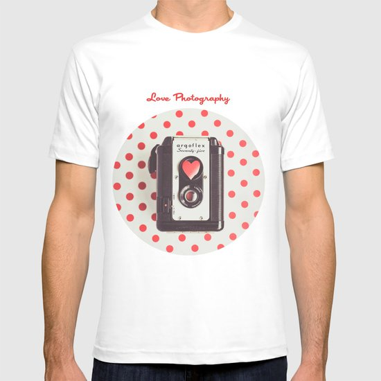 Love Photography T-shirt