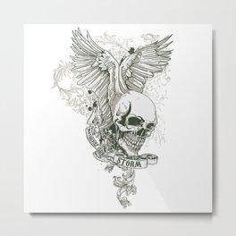 Storm MC Series Metal Print