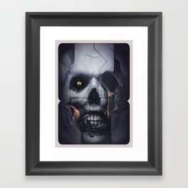 Hollowed Framed Art Print