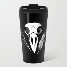 Raven Metal Travel Mug