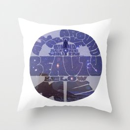 The Beauty Way Throw Pillow